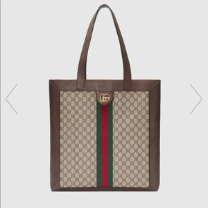 Brand new Gucci large tote bag